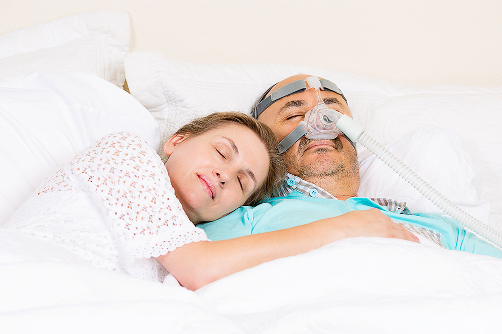CPAP helps to ease depression